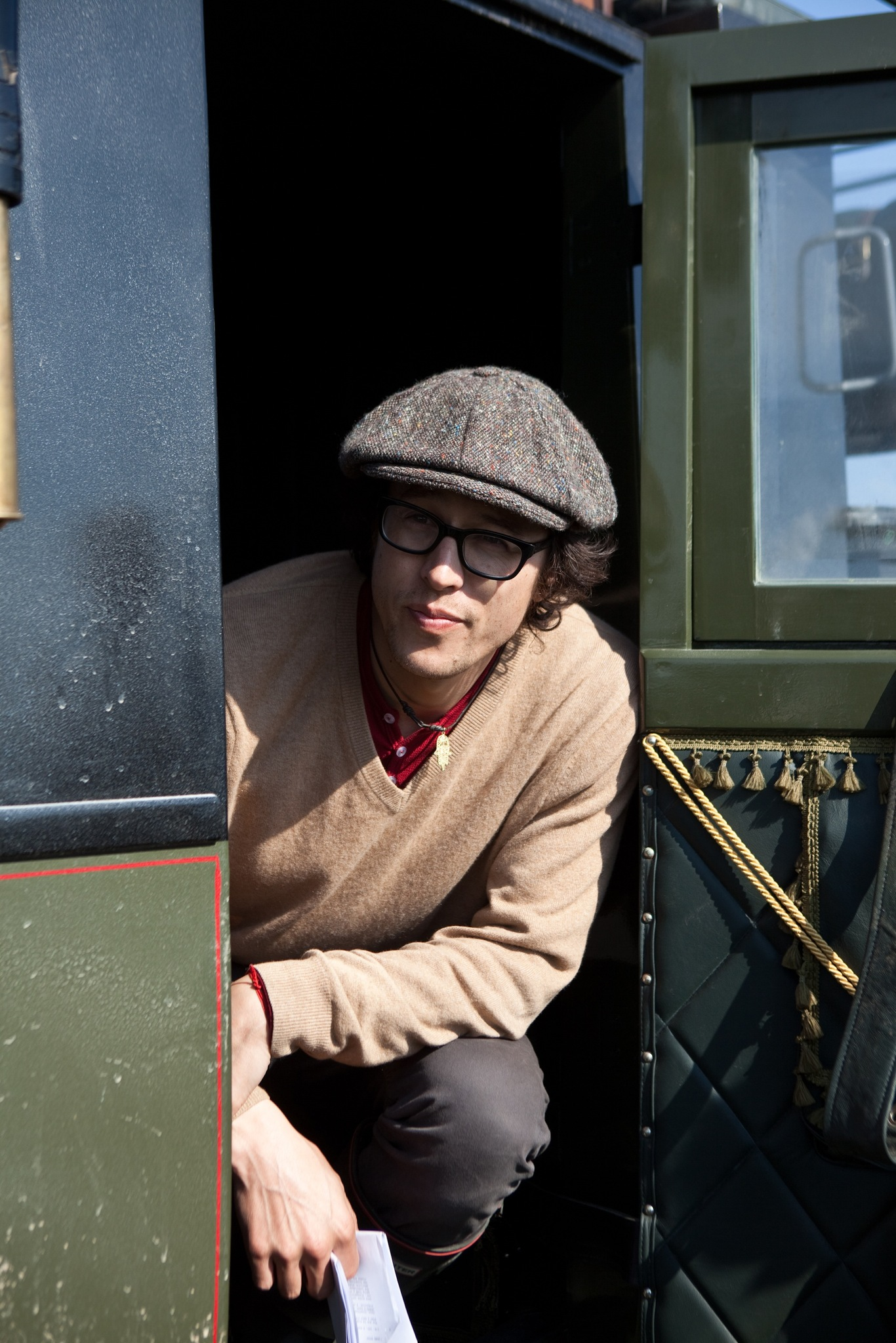Cary Joji Fukunaga in Jane Eyre (2011)