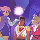 Aimee Carrero, Marcus Scribner, and Karen Fukuhara in She-Ra and the Princesses of Power (2018)