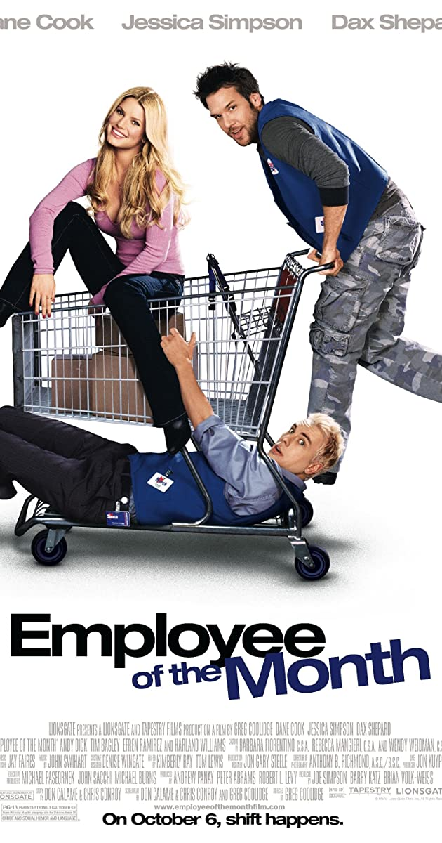 Watch Full HD Movie Employee of the Month (2006)