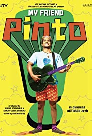 My Friend Pinto Poster