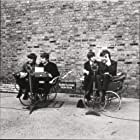 Paul McCartney, John Lennon, George Harrison, Ringo Starr, and The Beatles in A Hard Day's Night (1964)