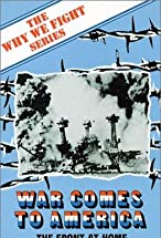 Primary image for War Comes to America