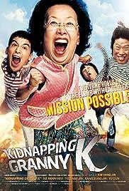 Kidnapping Granny K Poster