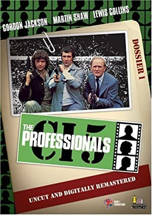 Where to stream The Professionals
