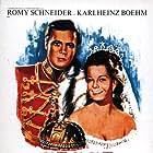 Romy Schneider and Karlheinz Böhm in Sissi (1955)