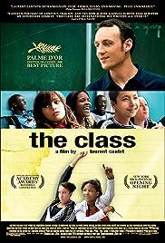 The Class(2008) Poster - Movie Forum, Cast, Reviews