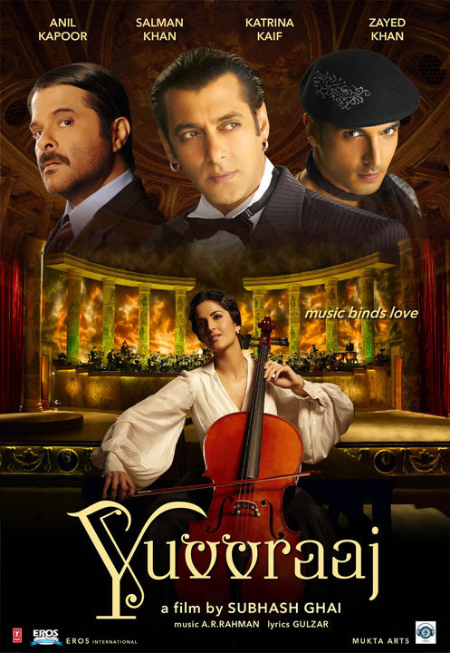 Yuvvraaj (2008) Hindi
