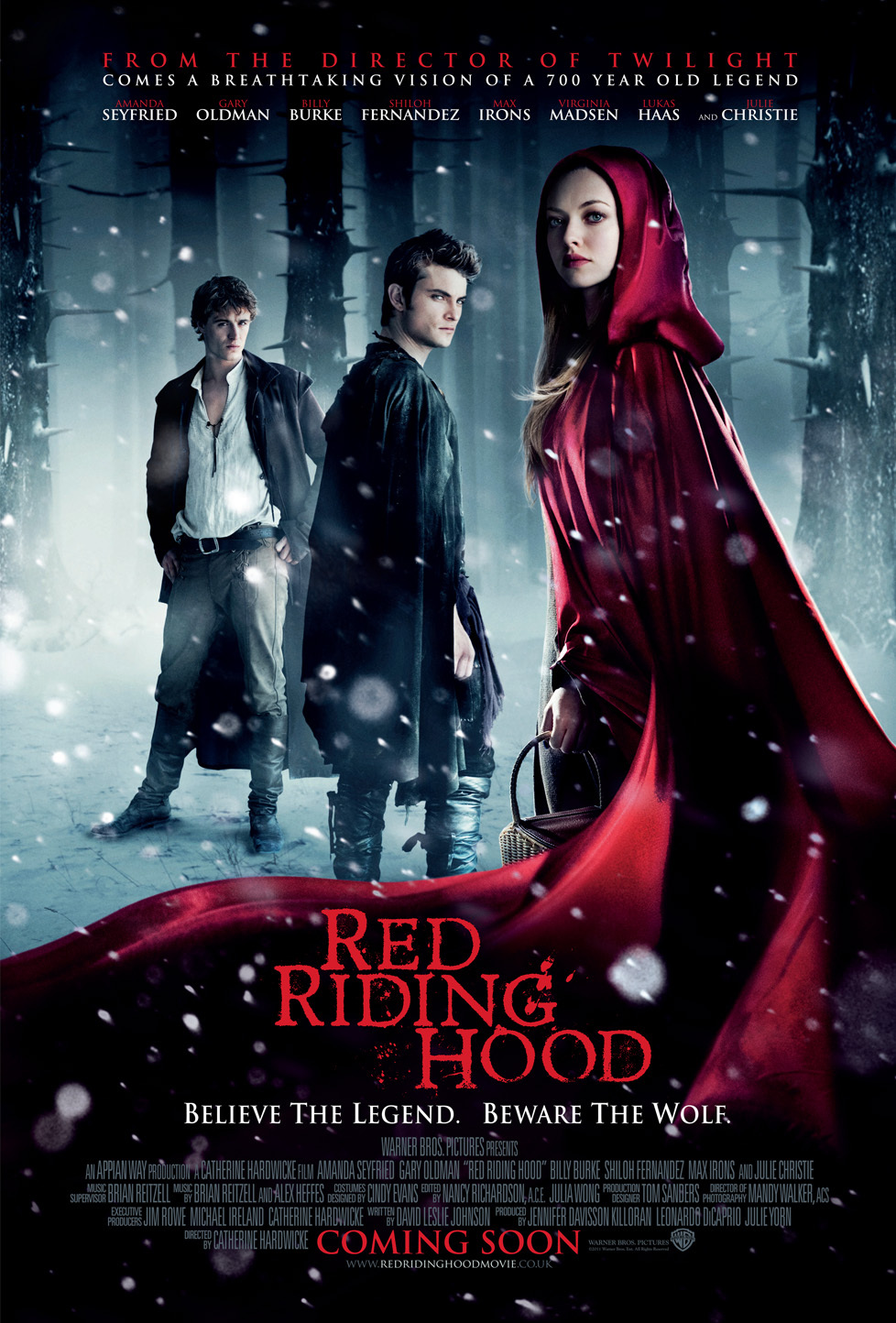 le chaperon rouge dvdrip french