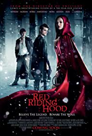 Amanda Seyfried, Max Irons, and Shiloh Fernandez in Red Riding Hood (2011)