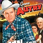 Gene Autry, Sam Flint, and Frances Grant in Red River Valley (1936)