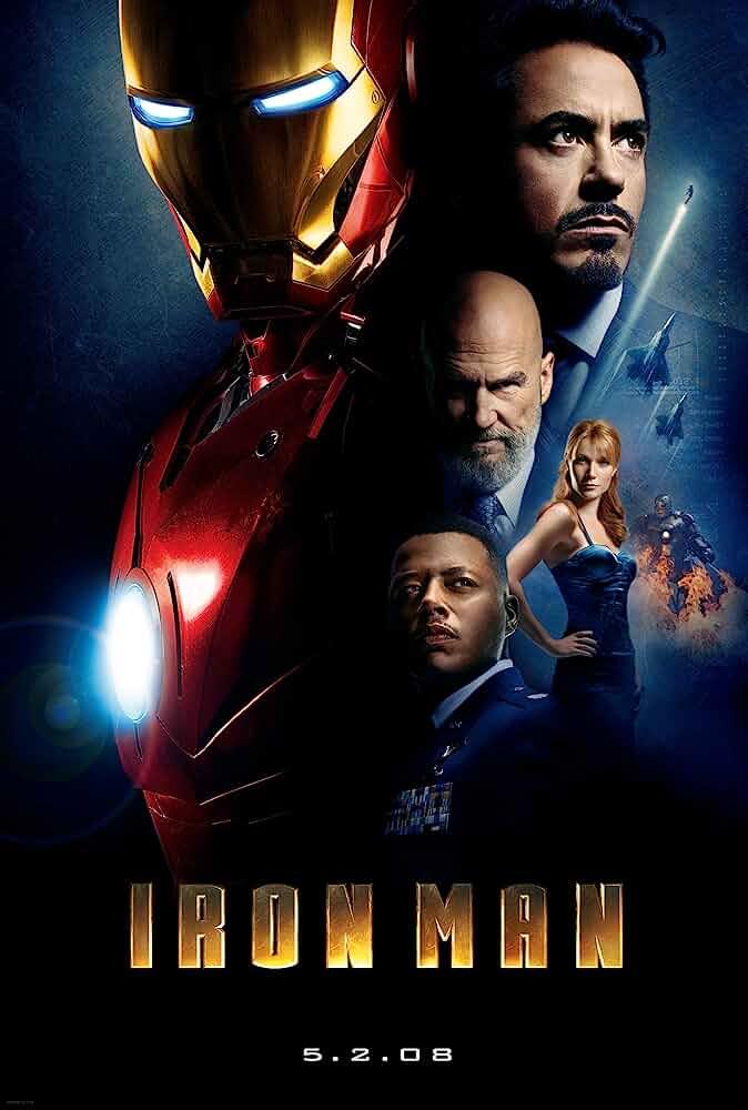 Iron Man (2008) in Hindi