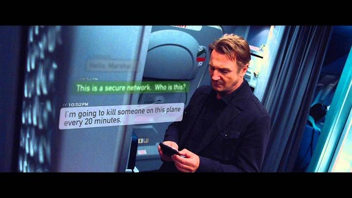 Sinopsis Film Non Stop Liam Neeson Membekuk Teroris Di Pesawat Tayang Di Trans Tv Pukul 21 00 Wib Tribunnewswiki Com Mobile
