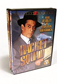 Racket Squad Poster