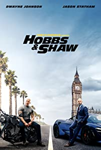 Lawman Luke Hobbs (Dwayne Johnson) and outcast Deckard Shaw (Jason Statham) turn from sworn enemies to unlikely partners when a cyber-genetically enhanced villain (Idris Elba) threatens the future of humanity.