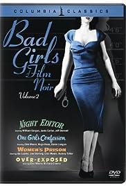 Night Editor(1946) Poster - Movie Forum, Cast, Reviews