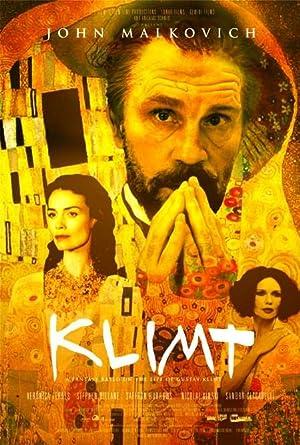 Klimt poster