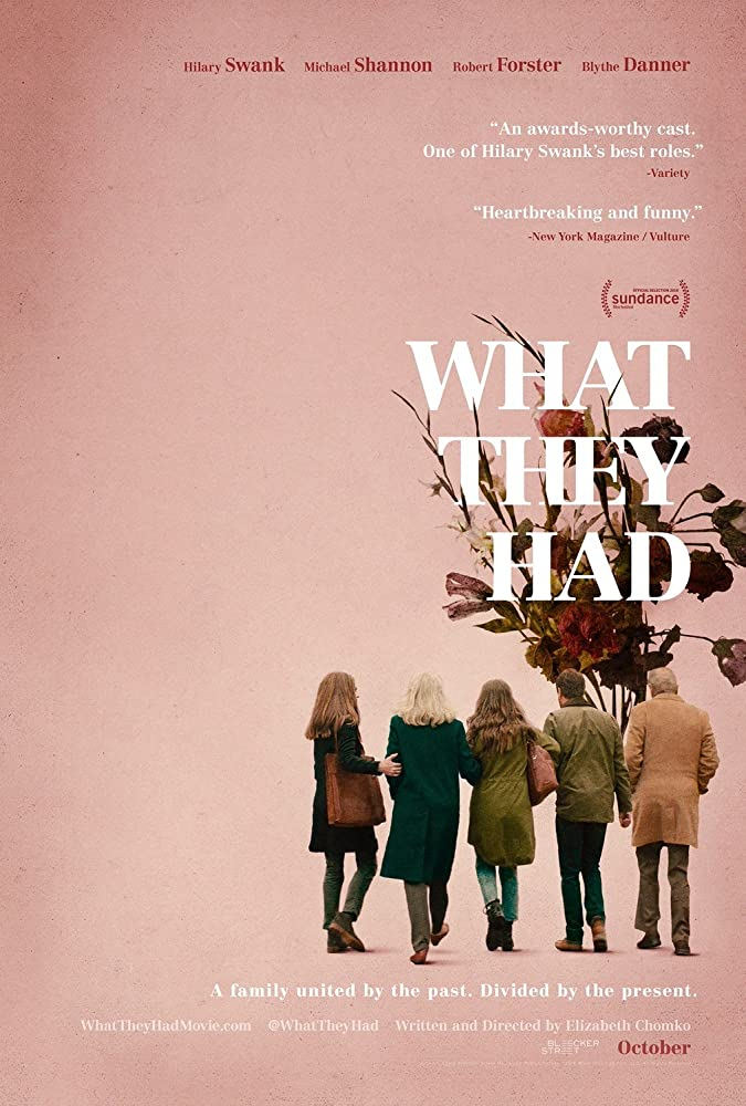 What They Had 2018 Dual Audio Hindi ORG 720p HDRip ESub 750MB Download