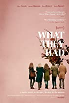 What They Had (2018) Poster