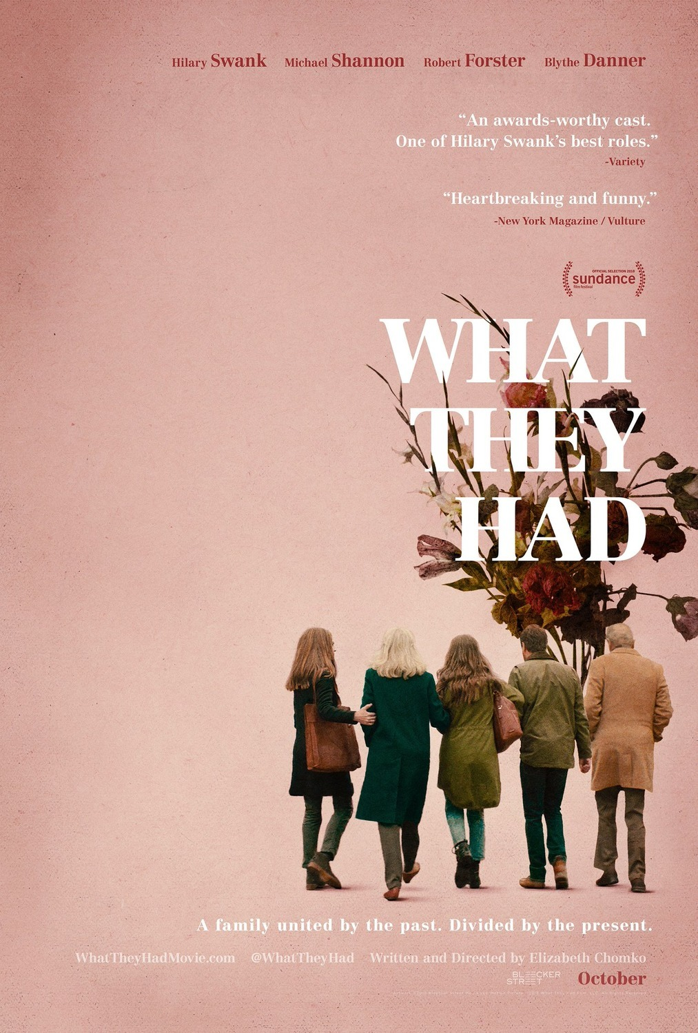 What They Had (2018) WEBRip 720p & 1080p
