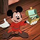 Walt Disney in Mickey and the Beanstalk (1947)