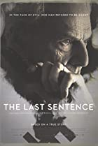 The Last Sentence (2012) Poster