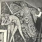 Set Decorator Alexander Ney designing Korol Lir (1969).