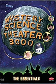 Trace Beaulieu, Kevin Murphy, and Michael J. Nelson in Mystery Science Theater 3000 (1988)