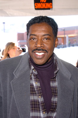 Ernie Hudson at an event for Marilyn Hotchkiss' Ballroom Dancing & Charm School (2005)