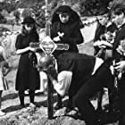 Suzanne Courtal, Brigitte Fossey, Lucien Hubert, Violette Monnier, Marcel Mérovée, and Georges Poujouly in Jeux interdits (1952)