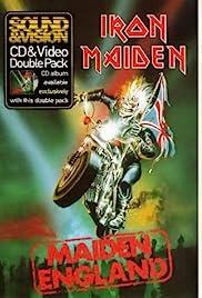 Iron Maiden: Maiden England(1989) Poster - Movie Forum, Cast, Reviews