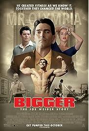 Bigger (2018) filme kostenlos