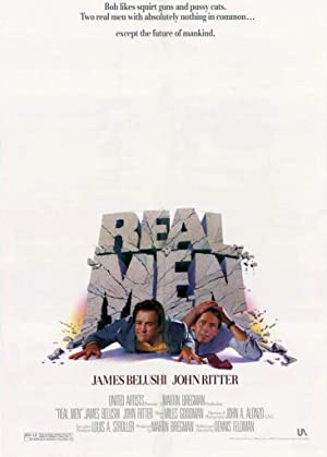 Real Men Poster Image