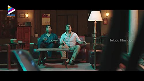 Anando Brahma  trailer
