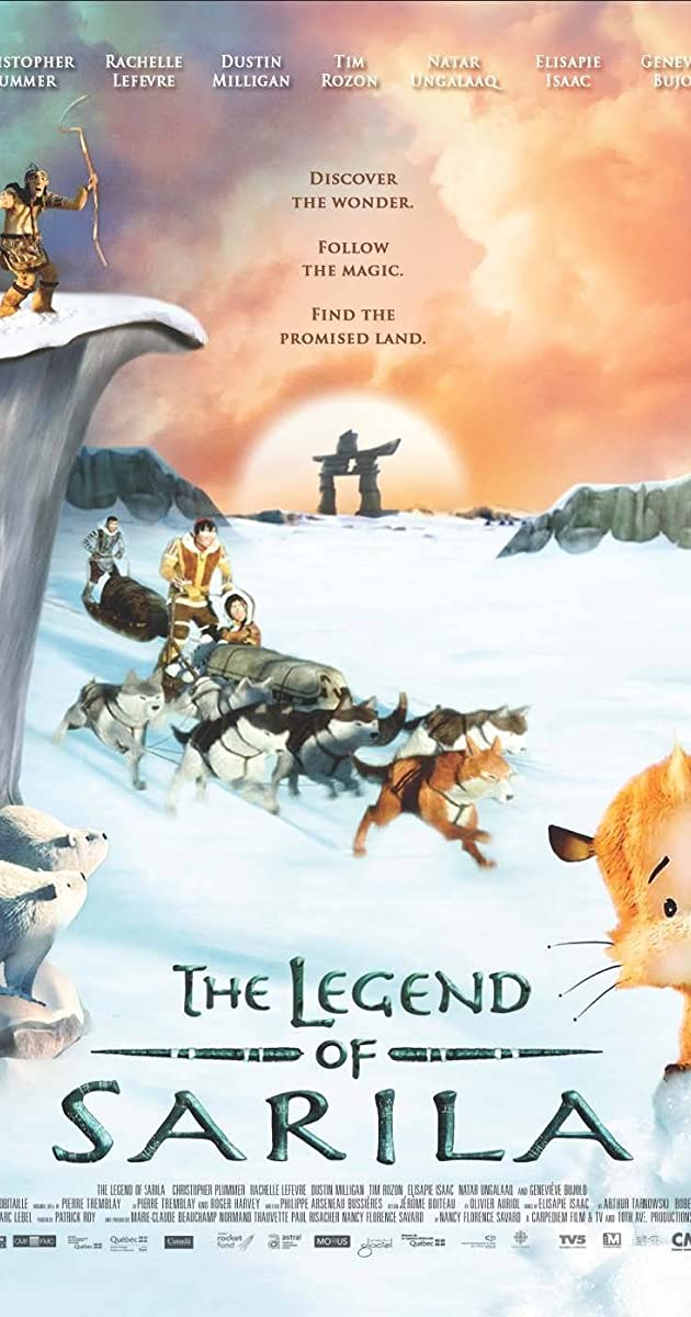 Subtitle of The Legend of Sarila