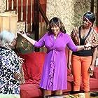 Cassi Davis and Cheryl Pepsii Riley in Madea's Big Happy Family (2010)
