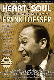 Heart & Soul: The Life and Music of Frank Loesser Poster
