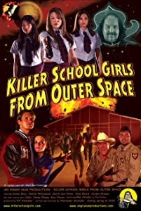 The movie english subtitles free download Killer School Girls from Outer Space USA [UltraHD]