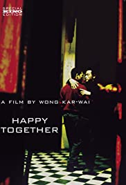 Happy Together (1997) Poster - Movie Forum, Cast, Reviews