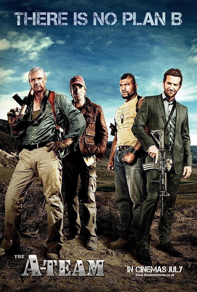 The A-Team (2010) Dual Audio Hindi 400MB BluRay 480p x264 ESubs