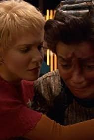 Jennifer Lien and Galyn Görg in Star Trek: Voyager (1995)