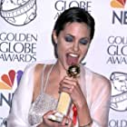 Angelina Jolie at an event for The 55th Annual Golden Globe Awards 1998 (1998)