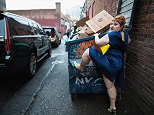 Beth Ditto at an event for Don't Worry, He Won't Get Far on Foot (2018)