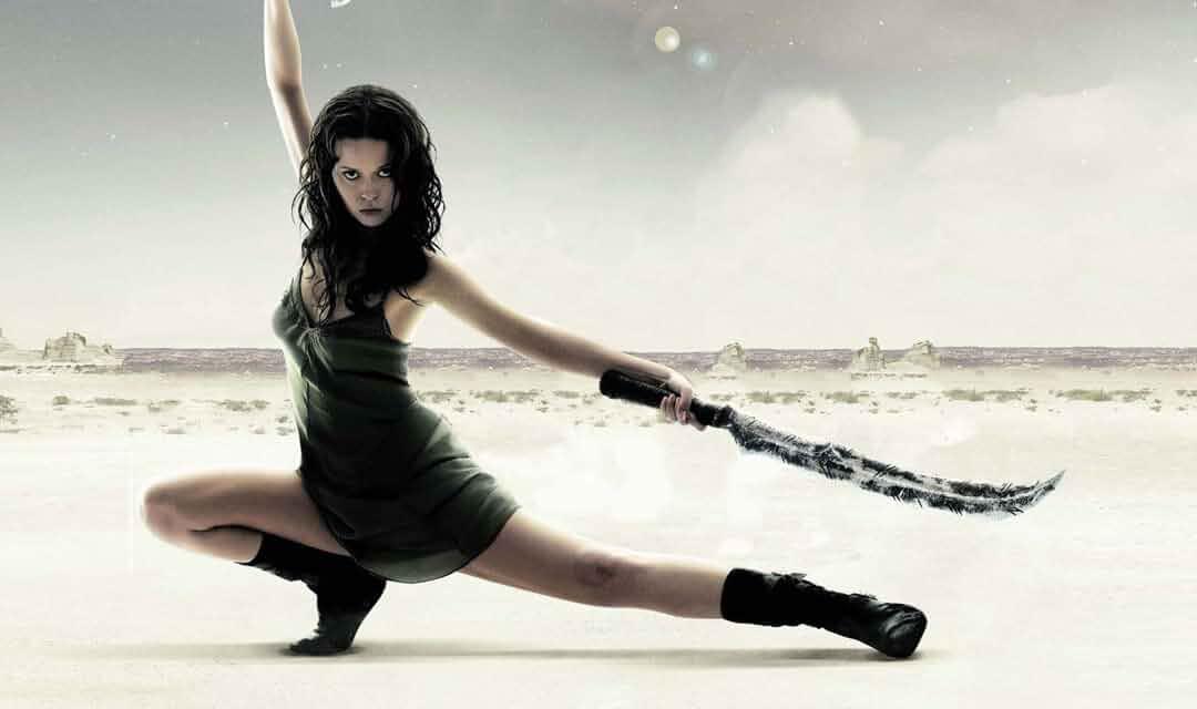 Summer Glau in Serenity (2005)