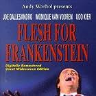 Udo Kier in Flesh for Frankenstein (1973)