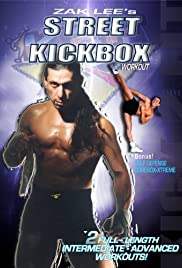 Zak Lee's Street Kickbox Workout Poster