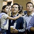 Mark Wahlberg, John Leguizamo, and Ashlyn Sanchez in The Happening (2008)