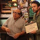 Danny DeVito and Charlie Day in It's Always Sunny in Philadelphia (2005)