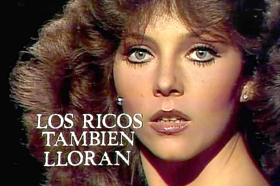Image result for veronica castro los ricos tambien lloran