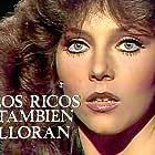 Verónica Castro in Los ricos también lloran (1979)