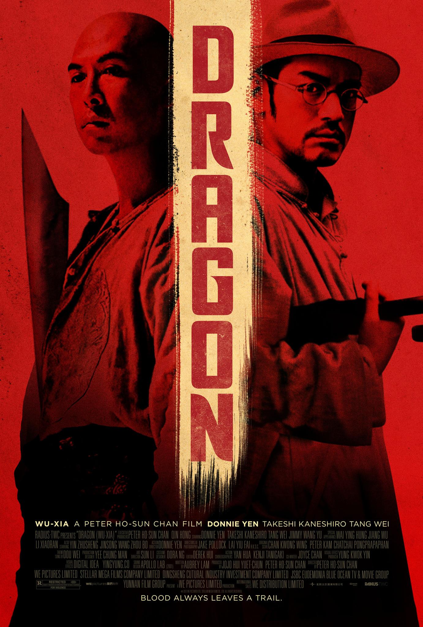 Dragão - Poster